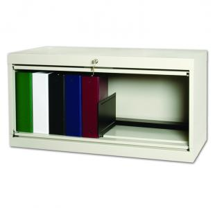 Desktop Locking Binder Cabinet